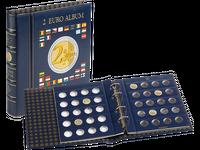 Münz-Album für 2 Euro Münzen