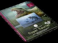 "Sammelalbum ""Super Saurier"""