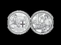 Österreich 2021: 10 Euro Silbermünze