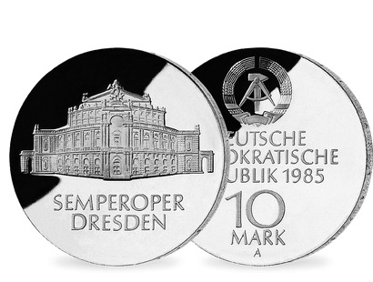 1985 - Semperoper Dresden