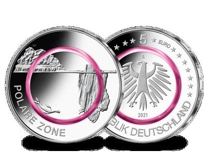 5 Euro Münze 2021 Erscheinungsdatum