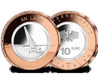 10-Euro-Münze 2020 – Polierte Platte