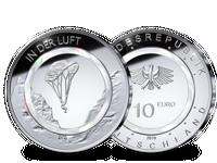 10-Euro-Münze 2019 – Polierte Platte