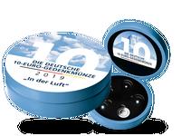 LED-Kassette für alle 5 Prägezeichen 10 Euro 'In der Luft' 2019 (ohne Inhalt)