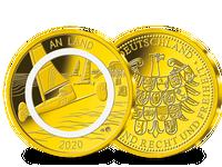 Sonderausgabe zur 10-Euro-Münze