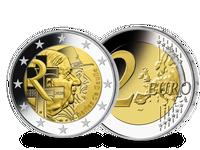 Frankreich 2020 2-Euro-Gedenkmünze