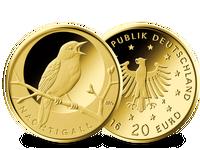 Deutsche Goldmünzenserie