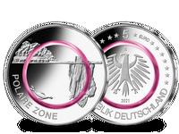 5-Euro-Münze 2021, Prägezeichen A – Stempelglanz