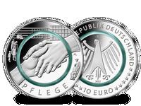10-Euro-Gedenkmünze 2022