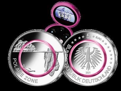 5 Euro Münze 2021