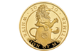 "1oz Goldmünze ""The White Lion of Mortimer"" 2020 aus Großbritannien"