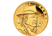 Monnaie officielle en or pur «John Wayne» 2020