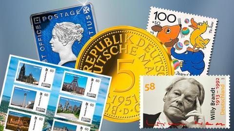 Faszination Briefmarke