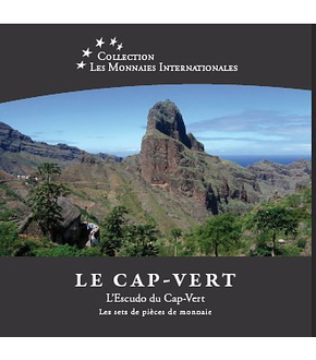 Les monnaies internationales, set complet Escudo : Cap-Vert