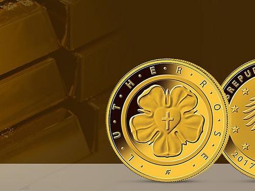 Die offiziellen deutschen 50-Euro-Gold-Gedenkmünzen