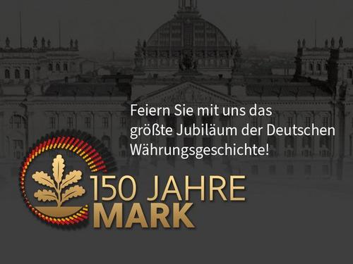 150 Jahre Mark