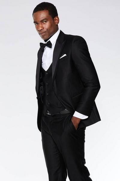Black Tux Jacket