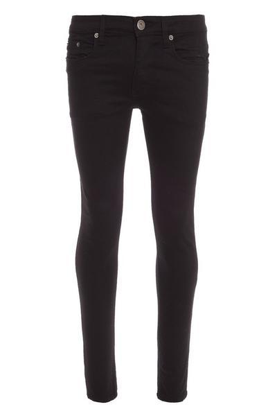 Skinny Fit Jean in Black