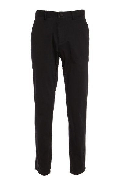 Chino Trousers in Black
