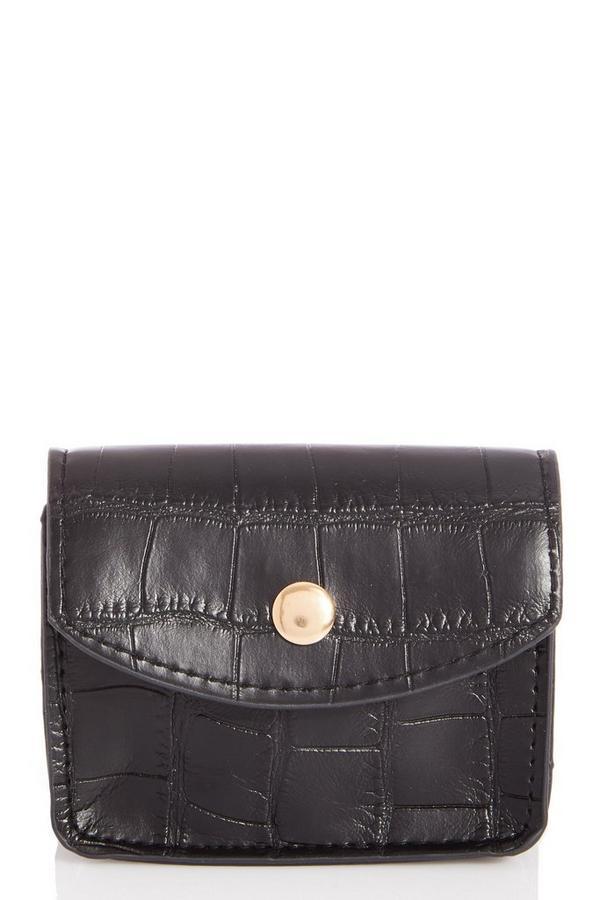 Black Mini Belt Bag