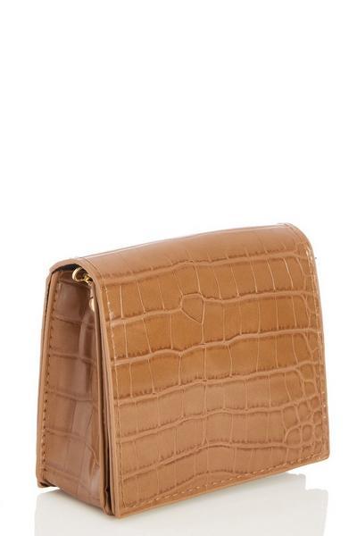 Tan Mini Bag
