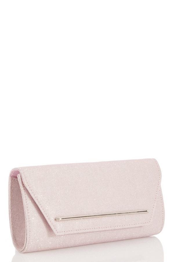 Pink Shimmer Bag