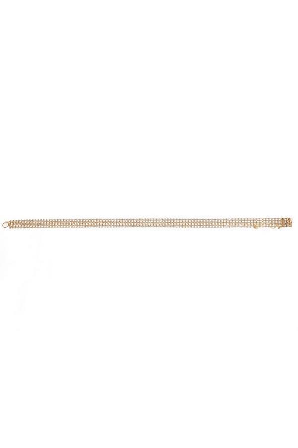 Gold Diamante Belt