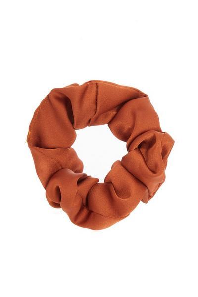 Rust Scrunchie
