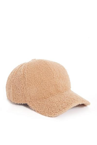 Nude Teddy Cap