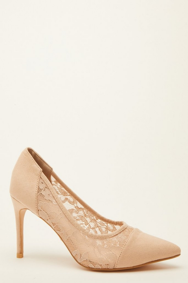 Nude Lace Courts