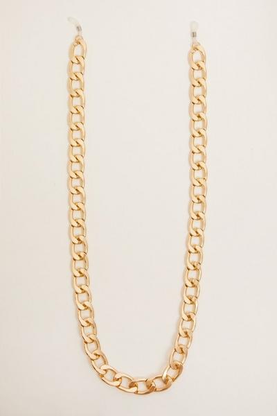 Gold Chunky Sunglasses Chain