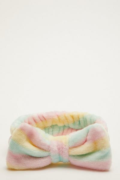 Multicoloured Stripe Beauty Headband