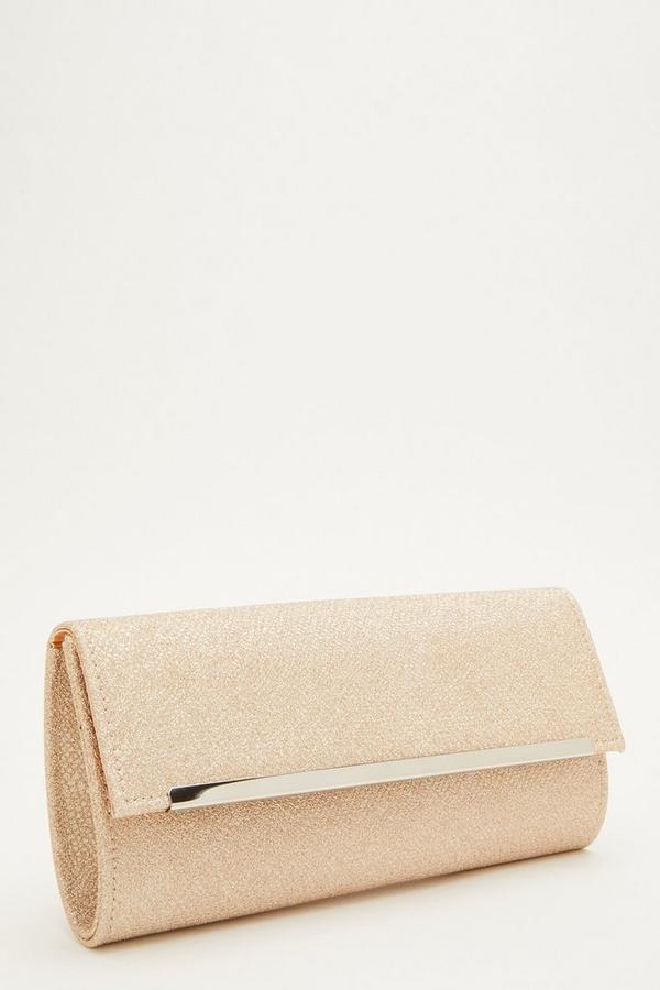 Rose Gold Shimmer Bag