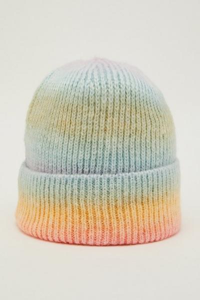 Multicoloured Knit Hat