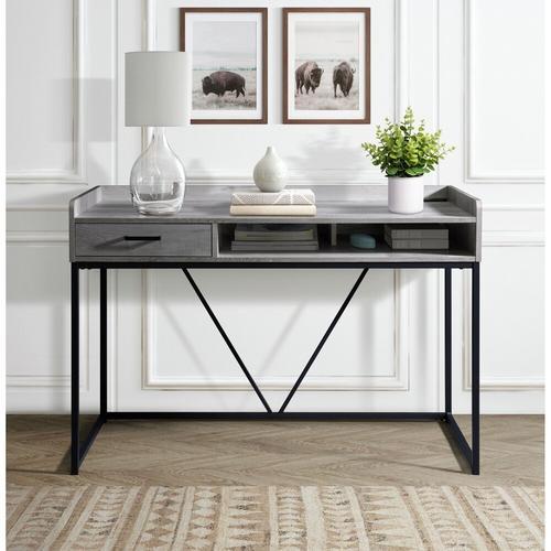 Preston Desk in Grey