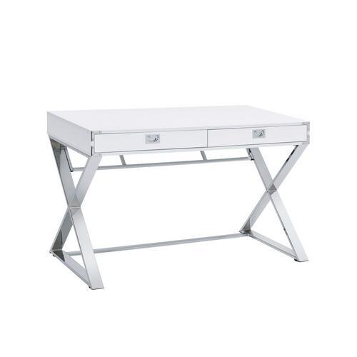 Evie Desk in White