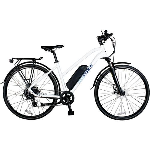 "18"" Commuter e-Bike - White"