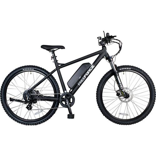 Mountain e-Bike - Matte Black