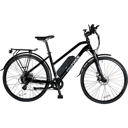 "18"" Commuter e-Bike - Gloss Black"