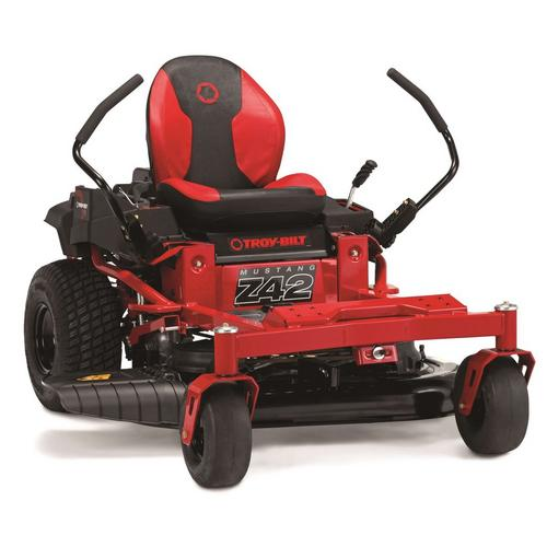 "Mustang 42"" Zero-Turn Riding Mower w/ 679cc V-twin Engine"