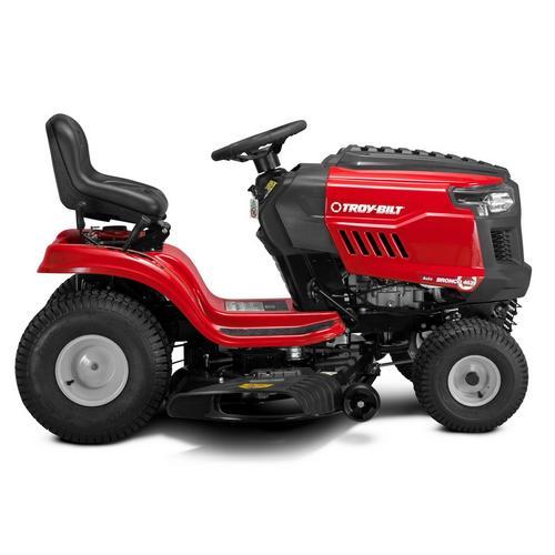 "Bronco 46"" Riding Mower w/ 18 HP Engine"