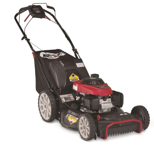 "21"" 190cc AWD Self Propelled Honda Push Mower"