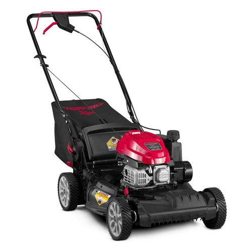 "21"" 149cc Vertical Storage FWD Self Propelled Push Mower"