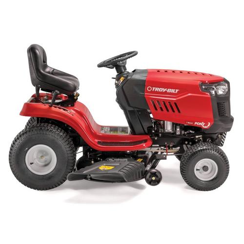 "Pony 42"" Riding Mower w/ 17 HP Engine"