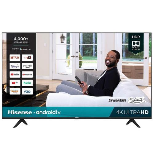 """55"""" Class 4K UHD Smart TV"""
