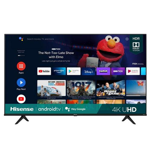"""65"""" 4K Android Smart HDR TV"""