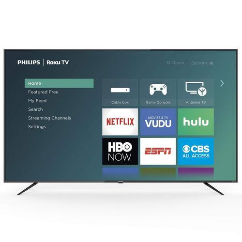"""75"""" Class Smart 4K UHD TV"""