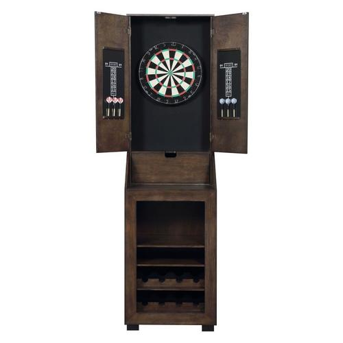 dartboad cabinet