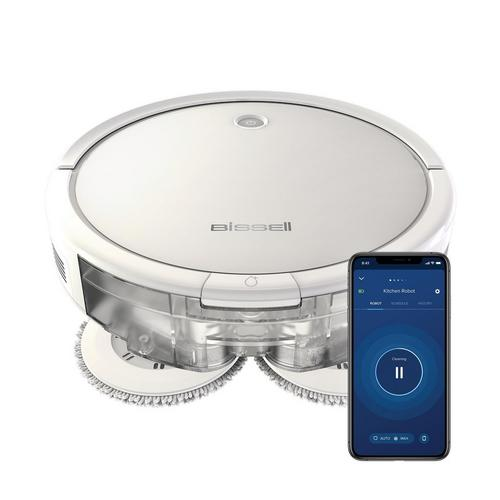 Bissell  Robotic Wet-DryVacuum- White