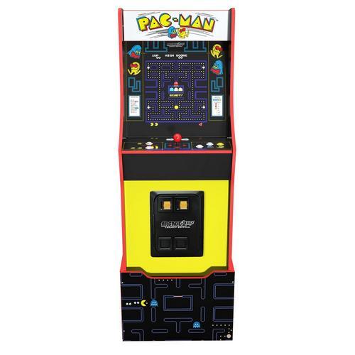 Legacy Pac-Man Arcade Game  w/ Riser